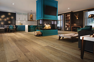 Total Image Interiors Ltd Cork Flooring Installation